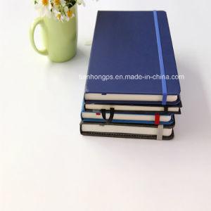 Capa dura clássico com elástico de notebook