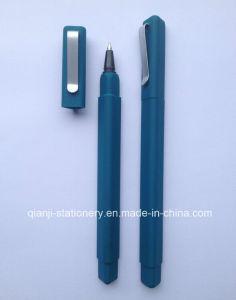 플라스틱 삼각형 고무 승진 펜 (P4003)