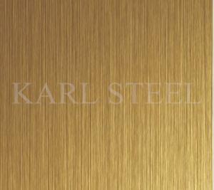 Steel di acciaio inossidabile 410 8k Finish Sheet