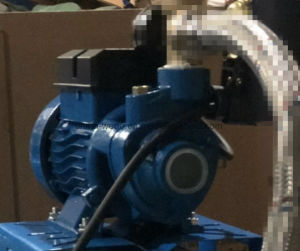 La bomba de agua potable Electric QB60 0,37 KW/0.5HP salida de 1pulg.