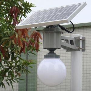 6W LEDの長い生命時間光量制御の太陽月ライト