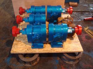 2CY Função estável da bomba de óleo de engrenagem externa