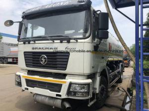 6 Roues Shacman 290HP Pétrolier Bowser chariot 15000 L de carburant/citerne du camion de ravitaillement en carburant