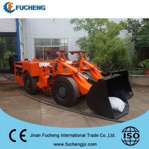 0,75CBM / elétrico / carregadeiras subterrânea para minas