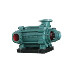 Multisage Pump voor Oil, Sewage (D/DG/DF/DY/DM85-45 (100D45) X5)