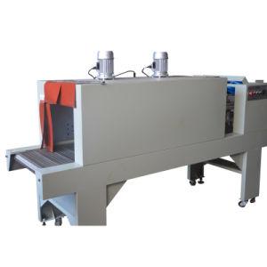 Bouteilles de semi-automatique Machine d'emballage thermorétractable de film