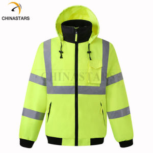 7e7c41bde7e Seguridad de alta visibilidad ropa de seguridad reflectante chaqueta  Softshell Ropa de trabajo