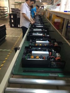 van Omschakelaar de Met lage frekwentie van het Net zonder Batterij Sub5000W