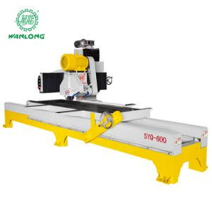 Руководство по эксплуатации Wanlong кромки Простой машины из камня режущего аппарата