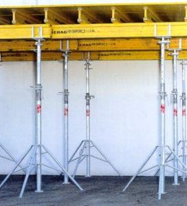 Cabeça de forquilha galvanizado para Descofragem Props com qualidade superior