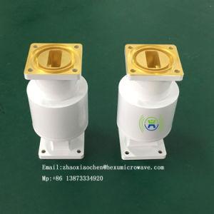 Prato de microondas parabólico junta rotativa de Microondas do sistema