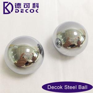 Altas Esferas de aço cromo-níquel AISI52100 1/16 tamanho Micro