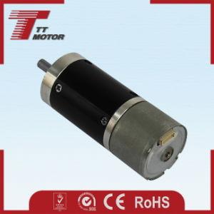 12V DC eléctrico motor de engranajes planetarios de la antena de coche