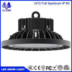Luz de crescer LED TIPO UFO 150W 200W à prova de espectro completo IP65