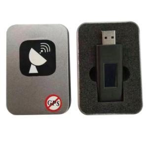 Lader USB met LEIDENE GPS van de Vertoning L1 L2 Stoorzender