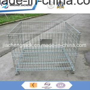 PPシートが付いているインポートされた機械によって作り出される極度の強い鋼線の網の容器