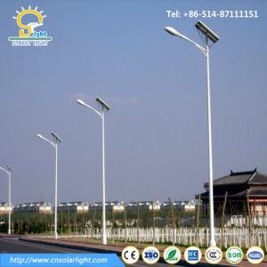 太陽電池パネルが付いている低い原価20W -120W LEDの街灯