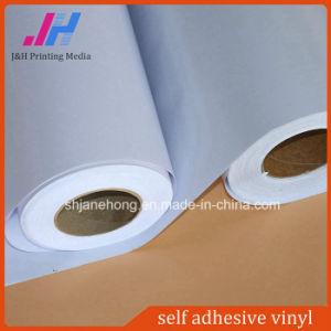Material Digital em PVC preto fosco Vinil auto-adesiva
