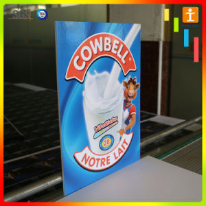 Mousse d'affiches personnalisées Conseil/UV Impression de feuille de Sintra en PVC