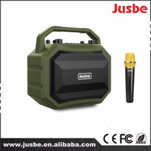 Jusbe Fe-250 Suporte de alto-falante Bluetooth externo de 6,5 polegadas TF Card / USB