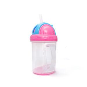 260 ml vaso con asa de formación de boca ancha de taza de agua potable
