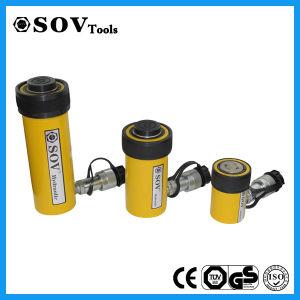 700 Bar do cilindro macaco hidráulico de ação única