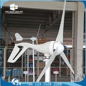 generatore solare di energia eolica del vento ibrido dell'impianto di irrigazione di agricoltura 300With400W