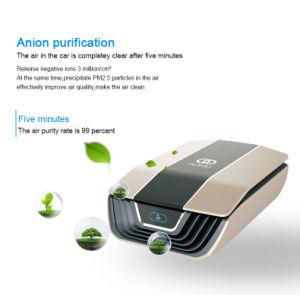 Mini purificatore dell'aria dell'automobile dell'ossigeno del generatore più pulito dell'anione