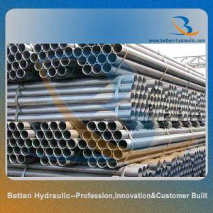 Tubo d'acciaio trafilato a freddo di uso del cilindro idraulico