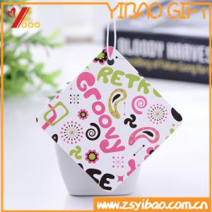 Hot pendaison voiture papier Diffuseur de parfum parfum pour cadeau de promotion (YB-CF-01)