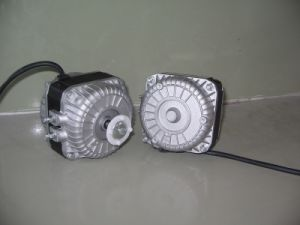 110-240 V monofásico Ce Secador de pelo AC Micro Motor con el cable de silicona