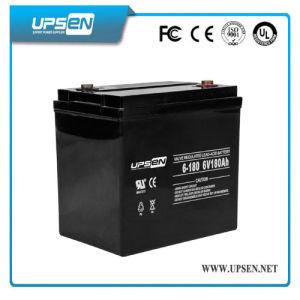 Герметичный свинцово-кислотный аккумулятор для ИБП системы, системы охранной сигнализации