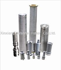 채광 기계를 위한 Hydrauli 필터 원자