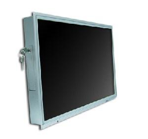 Touchscreen & 몸 감지기를 가진 17inch 열린 구조 LCD 광고 미디어 플레이어