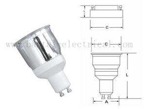 Reihen-energiesparende Lampe (BT 710) reflektieren