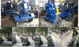 Self-Priming Reeks van de Diesel Pomp van het Water