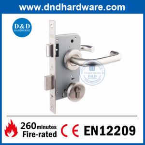 El marcado CE de Euro de seguridad de hardware de acero inoxidable clave del cilindro de cerradura de puerta Dormitorio Balseta cuerpo Accesorios Cerradura Cerradura de puerta interior