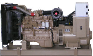 Diesel Generator Set With Cummins Engine Powered