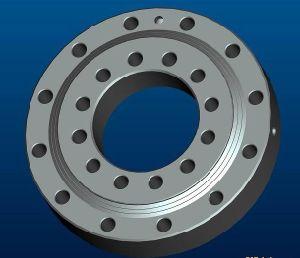 Los rodamientos de giro de pequeño diámetro para el equipo 110.270.16