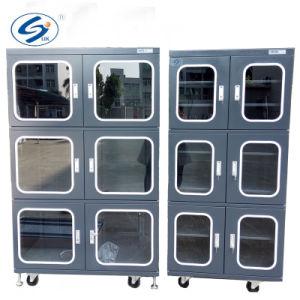 La norma ISO Electrónica Profesional Prueba de humedad de pelo seco PCB gabinete