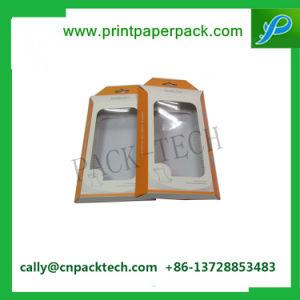 PVC Windows 엄밀한 서류상 선물 사진 상자