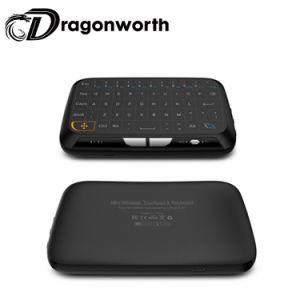 H18 het MiniToetsenbord 2.4GHz Wirelesswith 2.4GHz rf van Shenzhen van de Muis van de Lucht