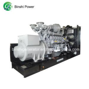 Conjunto de Geradores super silencioso com motor Perkins 88kVA (BPM70)