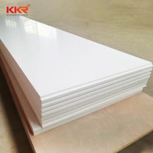 Commerce de gros Corian acrylique pur les feuilles de Surface solide