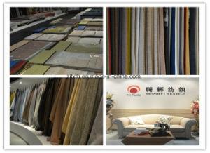 Il tessuto di tela della mobilia di vendita calda 2016 gradice il tessuto di Fleec