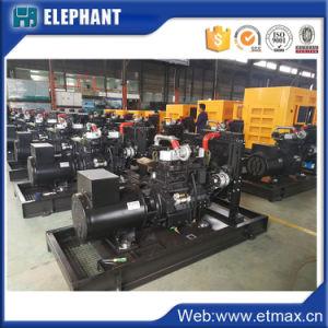 EXW цены в Индии 112квт 140 ква Рикардо Silent дизельных генераторах