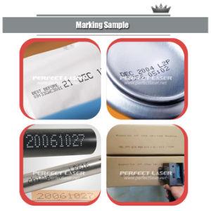 De de kleine Code van de Partij van het Karakter Industriële/Datum/Datum van de Printer van Inkjet van de Tijd met Ce