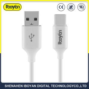 Dati del telefono mobile che caricano il micro cavo del connettore del USB