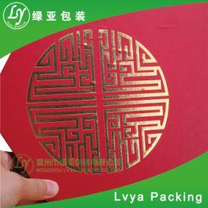 Het uitstekende kwaliteit Aangepaste Vakje van het Document van de Kunst van het Vakje van Mooncake van de Gift Verpakkende