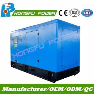 176kVA Electirc Dieselfestlegenset mit Deutz Motor-niedrigem Verbrauch